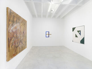 Orthodox Abstraction (and of course there was poetry), installation view