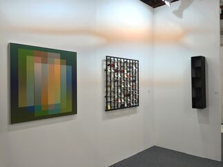 Galerie Denise René at Art Brussels 2015, installation view