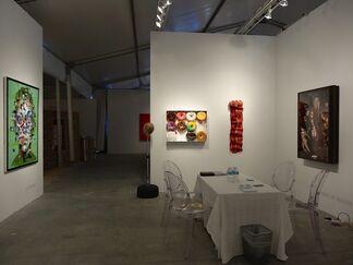 UNIX Gallery at Art Miami 2014, installation view