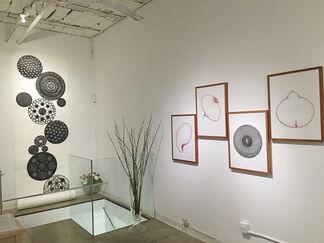 Divine Thread, installation view