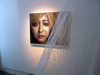 The Edge of Darkness – Solo exhibition by Chan-Peng Lo, installation view