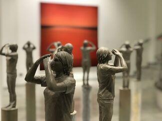 Galería BAT Alberto Cornejo at Apertura Madrid Gallery Weekend 2020, installation view
