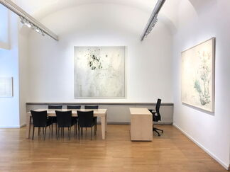 Max Weiler - The late 1970s, installation view