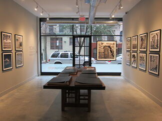 Matt Black - The Geography of Poverty, installation view