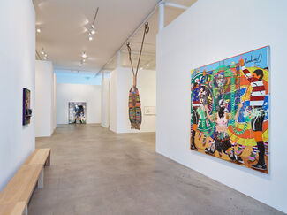 The New New, installation view