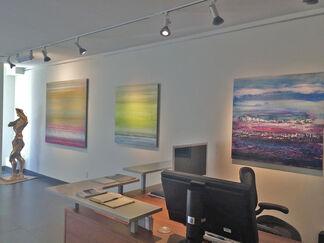 TRANSFIGURED - The High Bright Night of Bruno Kurz, installation view