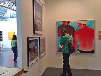 Aki Gallery at Art15 London, installation view