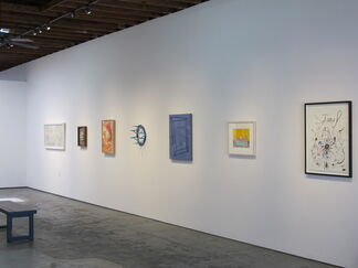 SELECTED WORKS, installation view
