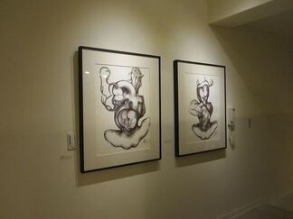 Fire Trial: Sepide Rahaa Solo Exhibition, installation view