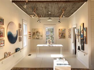 Miller at Art & Light, installation view