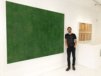 Andreas Gefeller: MAPPING PERCEPTION, installation view