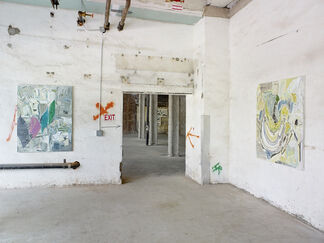 Daniel Noonan, That of my there, installation view