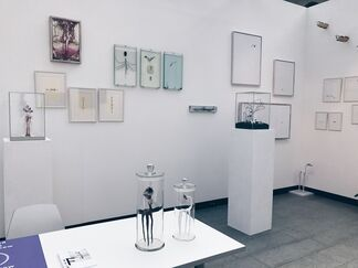 Fragment Gallery at Cosmoscow 2017, installation view