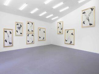 Georg Baselitz, installation view