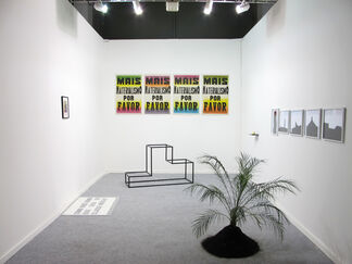 Isla Flotante at ArtRio 2015, installation view