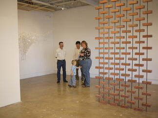 Sons and Daughters of the Sun and Stars: A Collaborative Project between Texas Christian University and Hiroshima City University, installation view