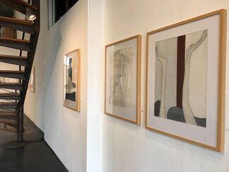 Gestures, installation view