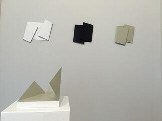 Dirk Rathke, installation view