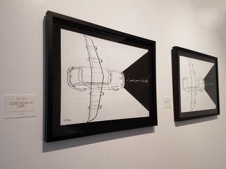 Esterio Segura: TAKING FLIGHT, installation view