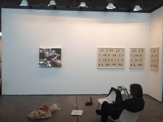 Gallery On The Move at Art Cologne 2015, installation view