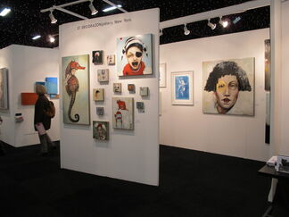 DECORAZONgallery at Affordable Art Fair Battersea, October 2015, installation view