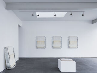 Ryan Brown: Stare at the Wall, installation view