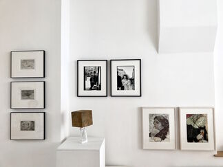 Perfectly Small, installation view