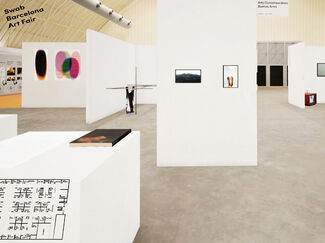 PABELLÓN 4 at SWAB Barcelona 2020, installation view