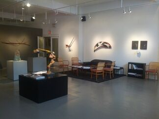 Dimensional, installation view