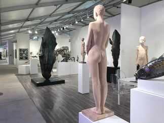 Sladmore Contemporary at Palm Beach Modern + Contemporary 2019, installation view