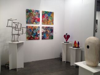 SPONDER GALLERY at Art Silicon Valley/San Francisco, installation view