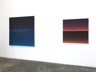 Alex Weinstein, installation view