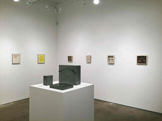 Dan Basen: Collage and Assemblage 1960-1965, installation view
