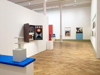 Nathalie Du Pasquier, installation view