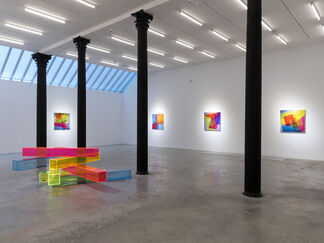 Barbara Kasten | PARTI PRIS, installation view