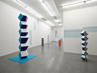 Angela Bulloch: New Wave Digits, installation view