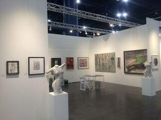 Texas Contemporary Art Fair, installation view