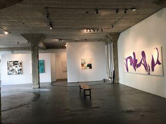 Exaltation, installation view
