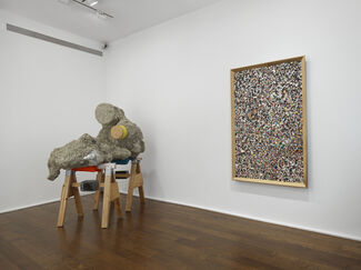 Mike Kelley: Memory Ware, installation view
