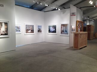 Michael Hoppen Gallery at Art Miami 2014, installation view
