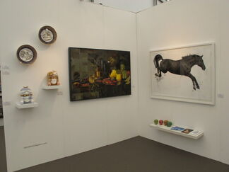 DECORAZONgallery at Affordable Art Fair Hampstead 2016, installation view