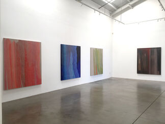 """Trang T. Le """"Threads II"""", installation view"""