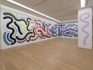 "JOSH SPERLING, ""SUMMERTIME"", installation view"