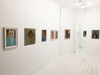 Ike Morgan: The Hospital Years, installation view