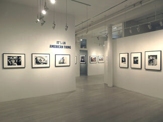 It's An American Thing, installation view