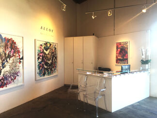ALLOY, installation view