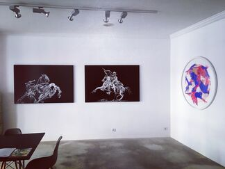 Summer Group Show 2017, installation view
