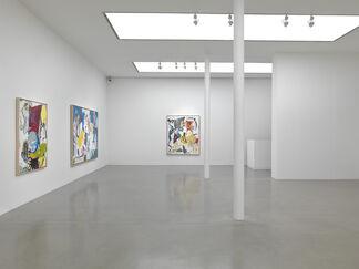 Eddie Martinez: Island I, installation view
