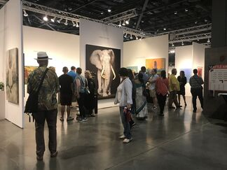 Patricia Rovzar Gallery at Seattle Art Fair 2017, installation view