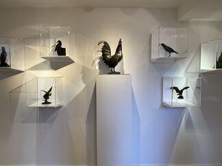 Birds in Sculpture - Antique to Contemporary, installation view